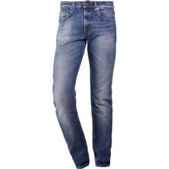 7 for all mankind KAYDEN Jeansy Slim Fit blue. Niebieskie jeansy męskie 7 for all mankind, z bawełny. Za 1009,00 zł.