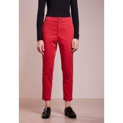 Chinosy damskie: BOSS CASUAL SLAUNY Chinosy medium red