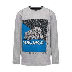 """T-shirty chłopięce z długim rękawem: Koszulka """"M-72168"""" w kolorze szarym"""