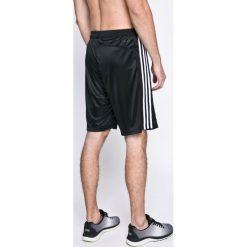 Adidas Performance - Szorty. Szare spodenki sportowe męskie marki adidas Performance, z poliesteru, sportowe. W wyprzedaży za 129,90 zł.