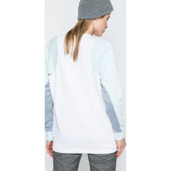 Nike Sportswear - Bluza. Szare bluzy damskie marki Nike Sportswear, l, z bawełny, bez kaptura. W wyprzedaży za 139,90 zł.