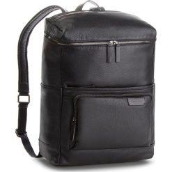Plecak STRELLSON - Garret 4010002353 Black 900. Czarne plecaki męskie Strellson, ze skóry. W wyprzedaży za 799,00 zł.