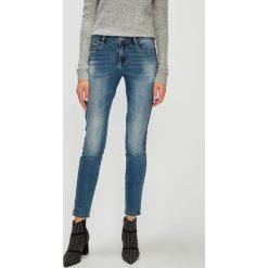 Medicine - Jeansy Suffron Spice. Niebieskie jeansy damskie rurki marki House, z jeansu. W wyprzedaży za 111,90 zł.