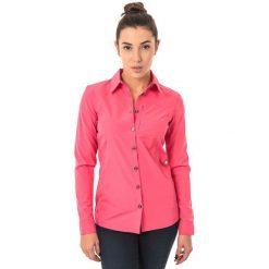 Koszule wiązane damskie: IGUANA Koszula damska Zuri Iguana Honeysuckle/Egret różowa r. S (5902786089895)