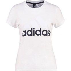 Adidas Koszulka damska T-shirt biała r. M (S97214). Białe topy sportowe damskie Adidas, m. Za 69,81 zł.