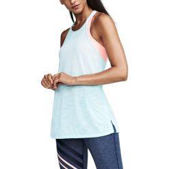 Bluzki damskie: Under Armour Koszulka damska Threadborne Fashion Tank niebieska r.  S (1300283 942)