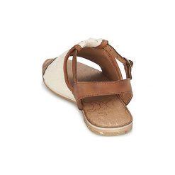 Sandały Coqueterra  CRAFT. Brązowe sandały damskie Coqueterra. Za 307,30 zł.