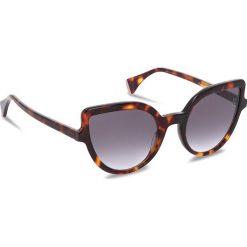 Okulary przeciwsłoneczne MARELLA - Swing 38010382  002. Brązowe okulary przeciwsłoneczne damskie aviatory Marella. W wyprzedaży za 319,00 zł.