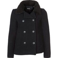Płaszcze damskie: Schott NYC Płaszcz wełniany /Płaszcz klasyczny navy