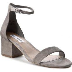 Sandały damskie: Sandały STEVE MADDEN – Irenee Sandal 91000246-0S0-10003-12001 Grey
