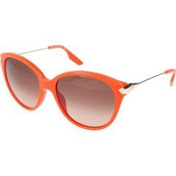 """Okulary przeciwsłoneczne damskie aviatory: Okulary przeciwsłoneczne """"0007/S 3KX/71"""" w kolorze pomarańczowym"""