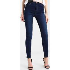 Jeansy damskie: Dorothy Perkins Tall FRANKIE  Jeans Skinny Fit indigo