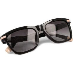 Okulary przeciwsłoneczne FURLA - Clio 849265 D SF37 RE0 Onyx/Rodonite. Czarne okulary przeciwsłoneczne męskie Furla. W wyprzedaży za 409,00 zł.