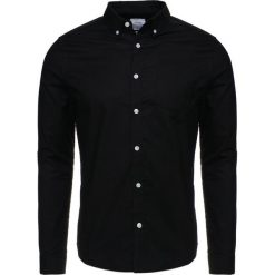 Koszule męskie na spinki: Burton Menswear London Koszula black