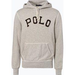 Bejsbolówki męskie: Polo Ralph Lauren - Męska bluza nierozpinana, szary