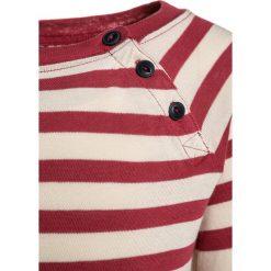 Polo Ralph Lauren Bluzka z długim rękawem venetian red/crescent cream. Niebieskie bluzki dziewczęce bawełniane marki Adidas, z kontrastowym kołnierzykiem, z krótkim rękawem. W wyprzedaży za 174,30 zł.