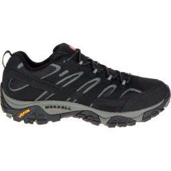 Buty trekkingowe męskie: MERRELL Buty męskie Moab 2 GTX Black r.  46  (J06037)