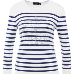 Swetry klasyczne damskie: Polo Ralph Lauren Sweter light navy/nevis