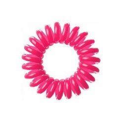 Invisibobble Gumka do włosów Original Thinking Of You 3 szt. Różowe ozdoby do włosów marki INVISIBOBBLE. Za 10,99 zł.