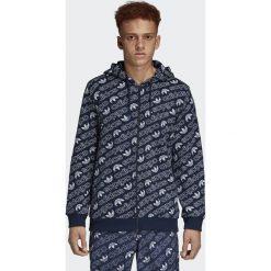 Bluza adidas Monogram FZ (DH4782). Szare bejsbolówki męskie Adidas, m, z bawełny. Za 379,99 zł.