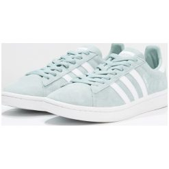 Adidas Originals CAMPUS Tenisówki i Trampki tactile green/white/crystal white. Zielone tenisówki damskie adidas Originals, z materiału. W wyprzedaży za 148,05 zł.