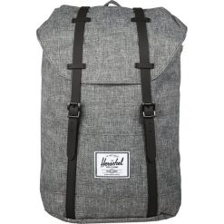 Plecaki męskie: Herschel RETREAT Plecak grijs/zwart