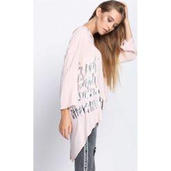 Odzież damska: Różowa Koszula Wind Of Change
