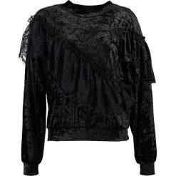 Bluzy rozpinane damskie: Navy London SISSY Bluza black