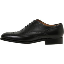 Buty wizytowe męskie: Barker NEWPORT Eleganckie buty black