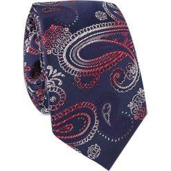 Krawat KWGR001450. Szare krawaty męskie marki Reserved, w paski. Za 69,00 zł.