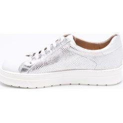 Caprice - Buty. Szare buty sportowe damskie marki adidas Originals, z gumy. W wyprzedaży za 239,90 zł.