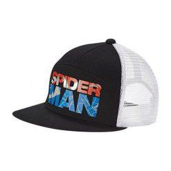 Czapki męskie: Adidas Czapka męska Marvel SM Cap czarna r. uniwersalny (AI5235)