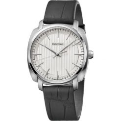 ZEGAREK CALVIN KLEIN HIGHLINE K5M311C6. Białe zegarki męskie Calvin Klein, szklane. Za 949,00 zł.