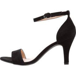 Rzymianki damskie: Bianco BASIC Sandały black
