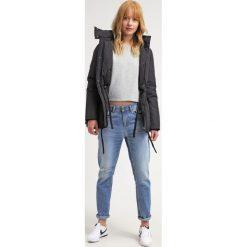 Płaszcze damskie pastelowe: Schott NYC FREYA Płaszcz puchowy black