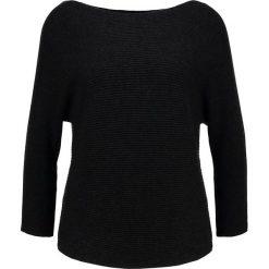 Swetry klasyczne damskie: s.Oliver RED LABEL Sweter black melange