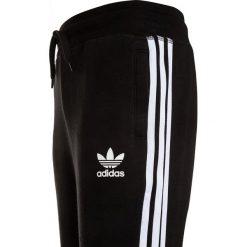 Adidas Originals PANTS Spodnie treningowe black/white. Czarne spodnie chłopięce adidas Originals, z bawełny. Za 179,00 zł.