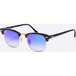 Okulary przeciwsłoneczne męskie: Ray-Ban - Okulary Clubmaster