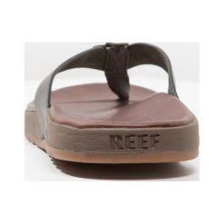 Klapki męskie: Reef CONTOURED VOYAGE Japonki brown/grey