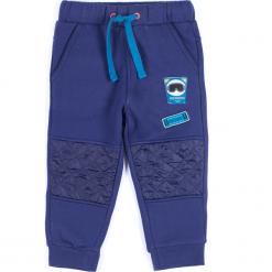 Spodnie. Niebieskie spodnie chłopięce marki BOARD KING, z poliesteru. Za 39,90 zł.