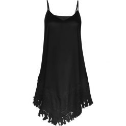 Sukienki hiszpanki: Sukienka plażowa bonprix czarny