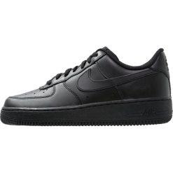 Tenisówki damskie: Nike Sportswear AIR FORCE 1 '07 Tenisówki i Trampki black