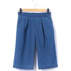 Jeansy dziewczęce: Dżinsowe spódnicospodnie 3-12 lat