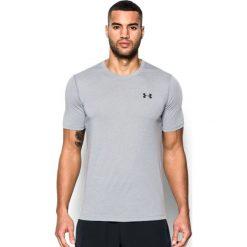Koszulki sportowe męskie: Under Armour Koszulka męska Threadborne T-Shirt True Gray Heather r. L (1289588025)