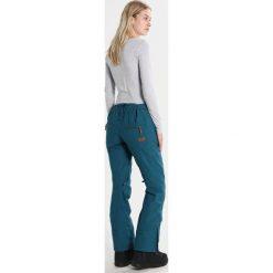 Roxy CABIN Spodnie narciarskie ink blue. Zielone bryczesy damskie Roxy, m, z materiału, narciarskie. W wyprzedaży za 599,25 zł.