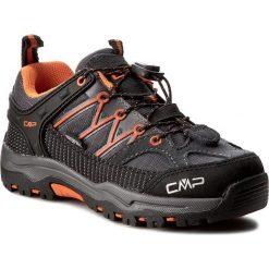 Buty trekkingowe chłopięce: Trekkingi CMP – Kids Rigellow Trekking Shoes Wp 3Q54554 Asphalt U883