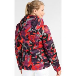 Spyder GEARED HOODY Kurtka narciarska red. Czerwone kurtki damskie narciarskie Spyder, xl, z materiału. W wyprzedaży za 671,20 zł.
