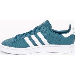 Adidas Originals - Buty Campus. Szare buty sportowe damskie adidas Originals, z materiału. W wyprzedaży za 269,90 zł.