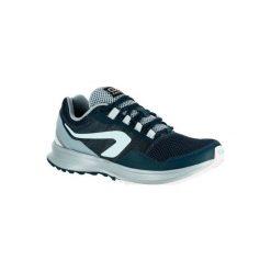 Buty RUN ACTIVE GRIP. Niebieskie buty do biegania damskie KALENJI, z gumy. Za 119,99 zł.