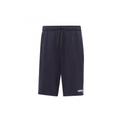 Szorty i Bermudy  adidas  Szorty Essentials 3-Stripes French Terry. Niebieskie bermudy męskie marki Adidas, m. Za 149,00 zł.